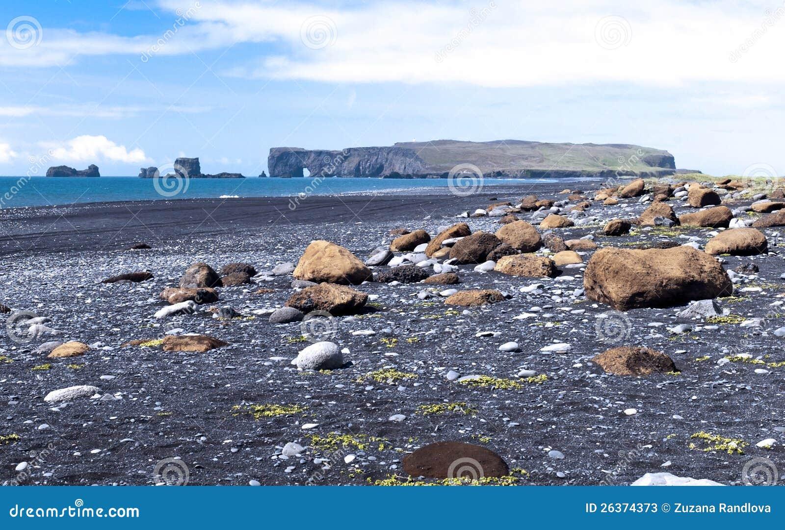 Südliche Küste von Island