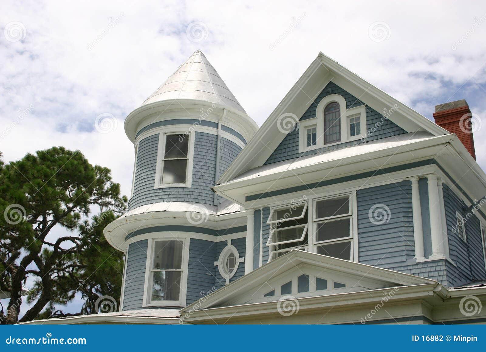 Südliche Villa