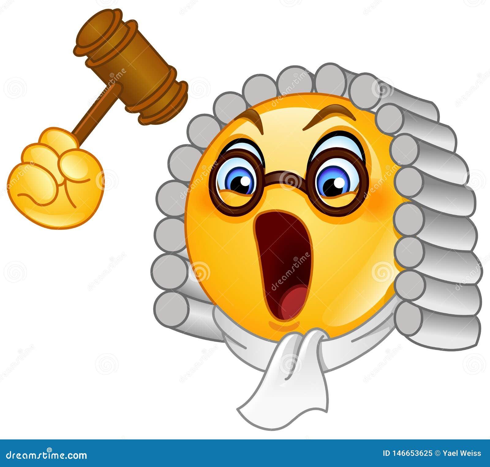 Sędziego emoticon