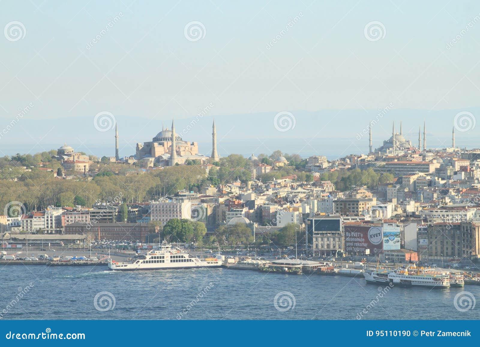 Sławni meczety w Istanbuł