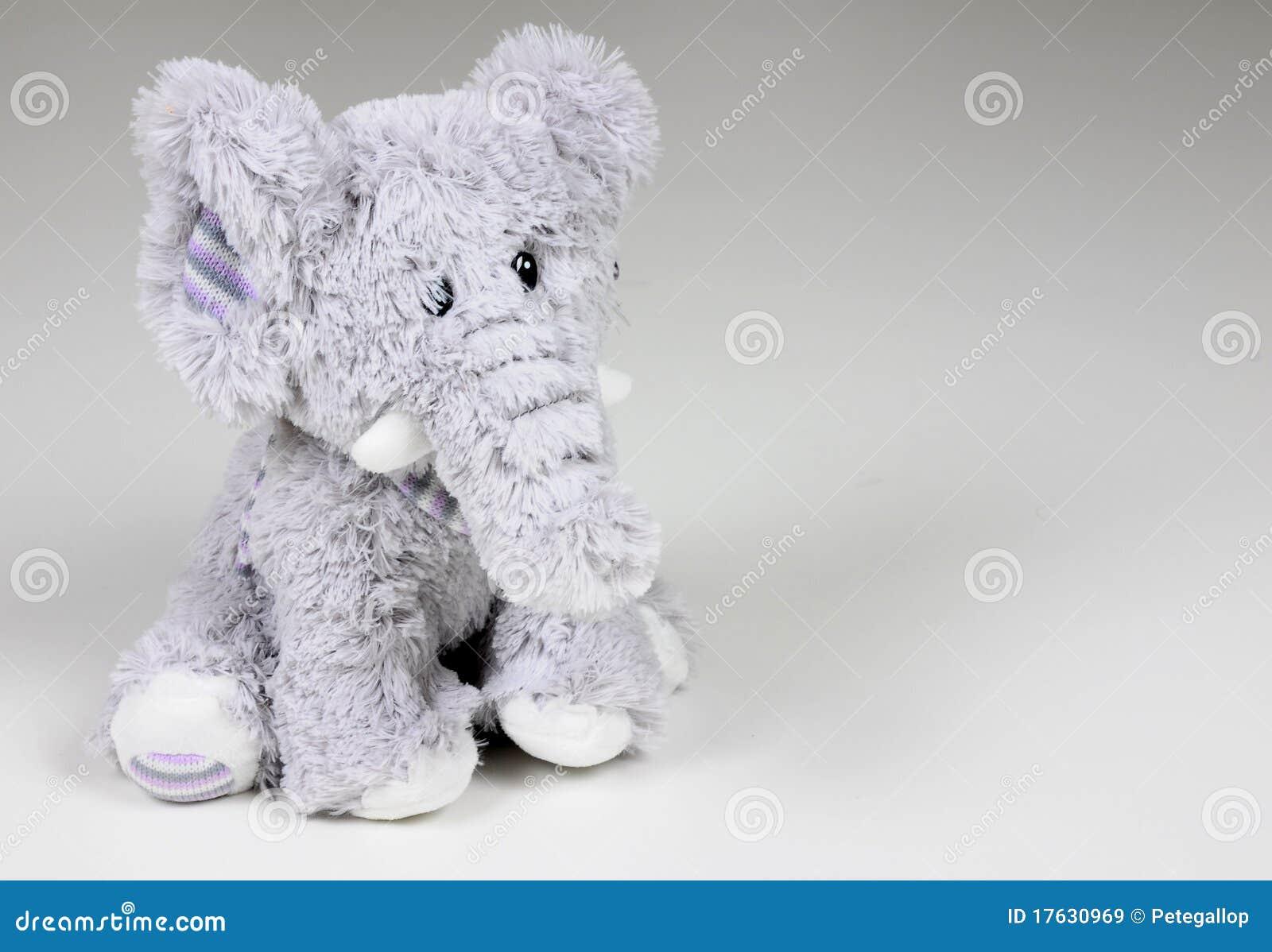 Słoń śliczna zabawka