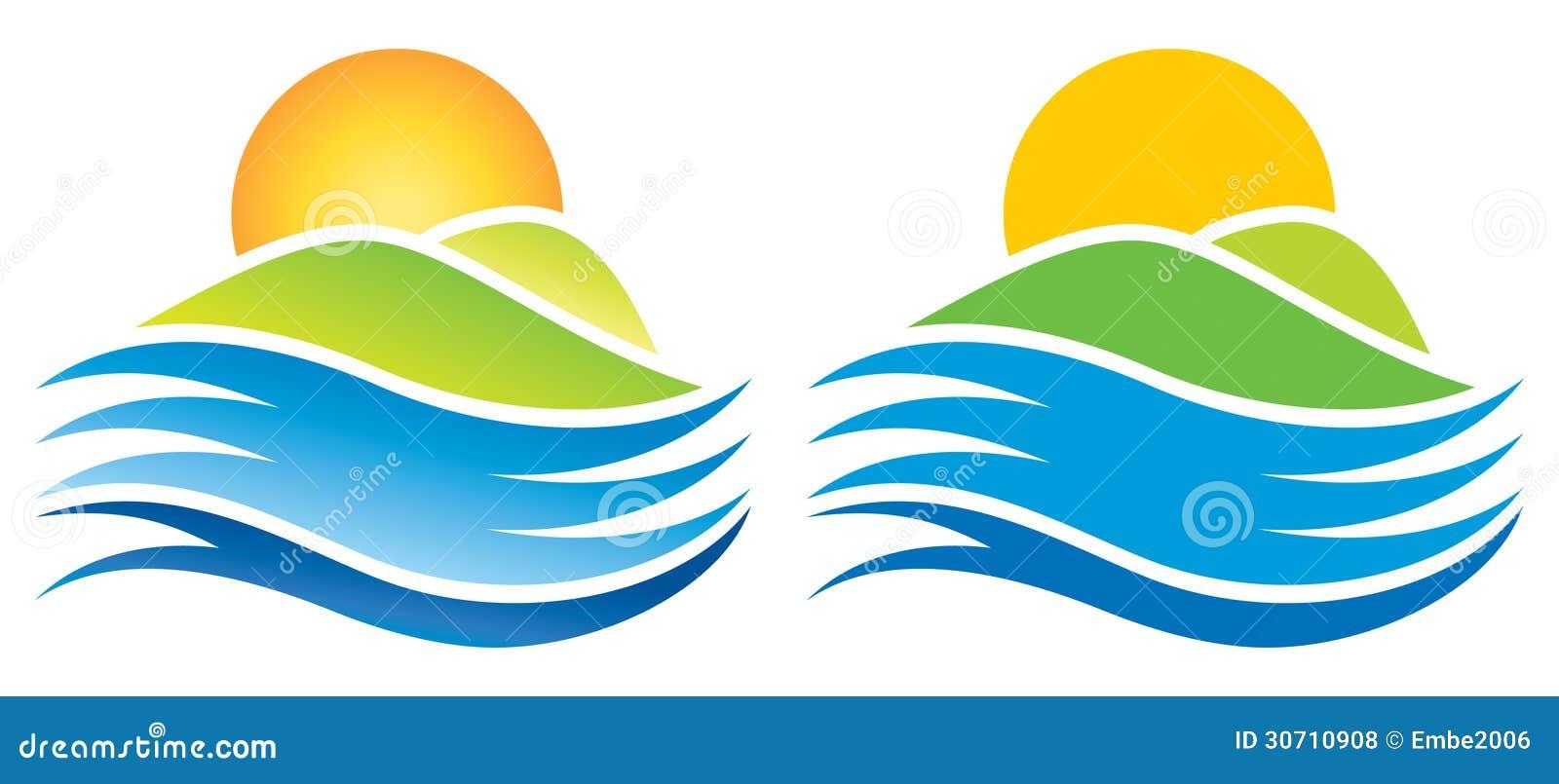 Słońce logo