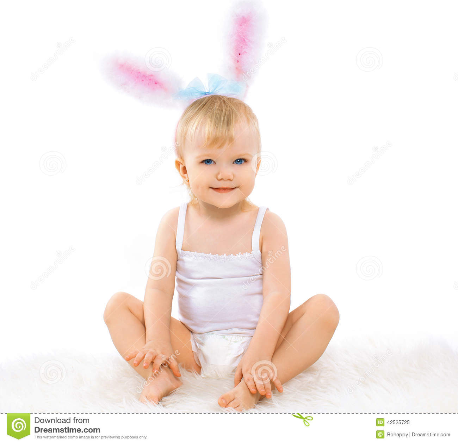 Słodki śliczny dziecko