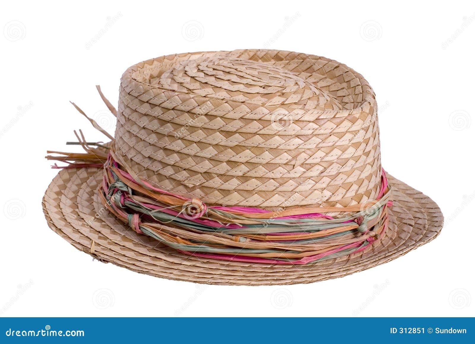 Słoma hat