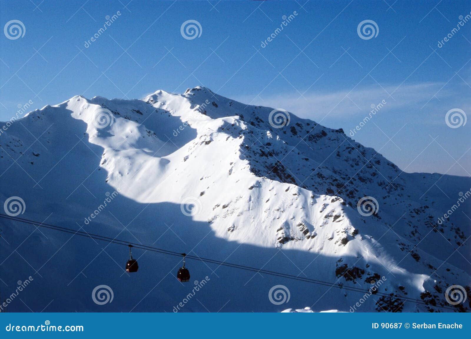 Słoneczny peaks