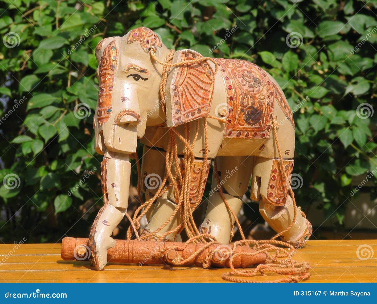 Słonia hindusów