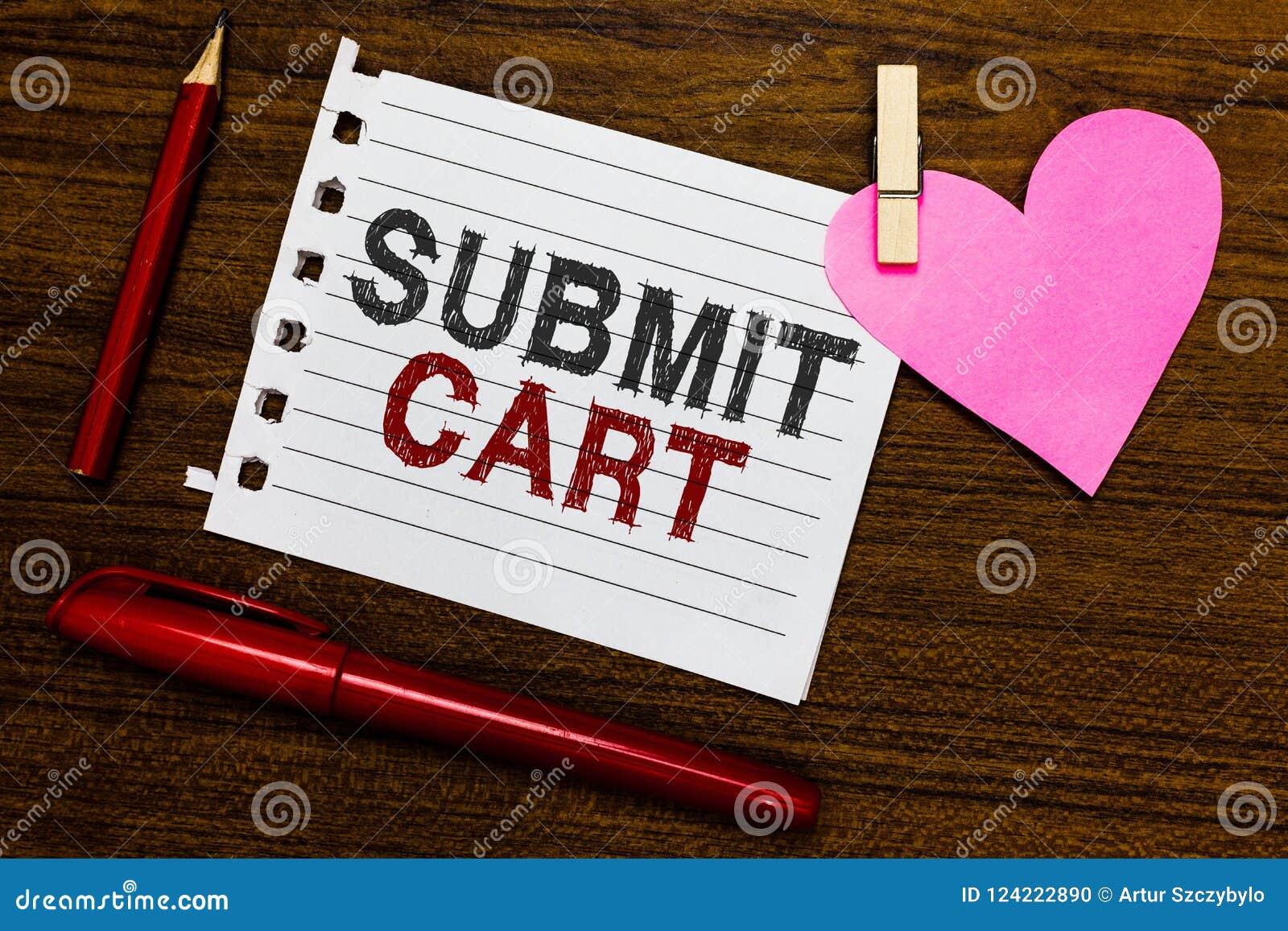 Słowa writing tekst Przedkłada furę Biznesowy pojęcie dla Wysyłać listę zakupów online rzeczy Przechodzi kasa notatnika kawałka p