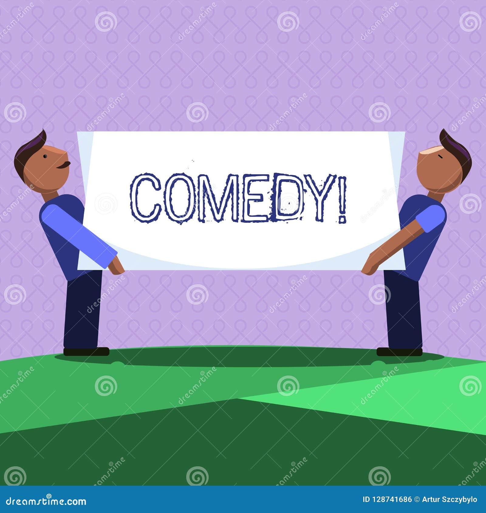Słowa writing teksta komedia Biznesowy pojęcie dla Fachowych rozrywka dowcipów nakreśleń Robi widowni śmiać się humor