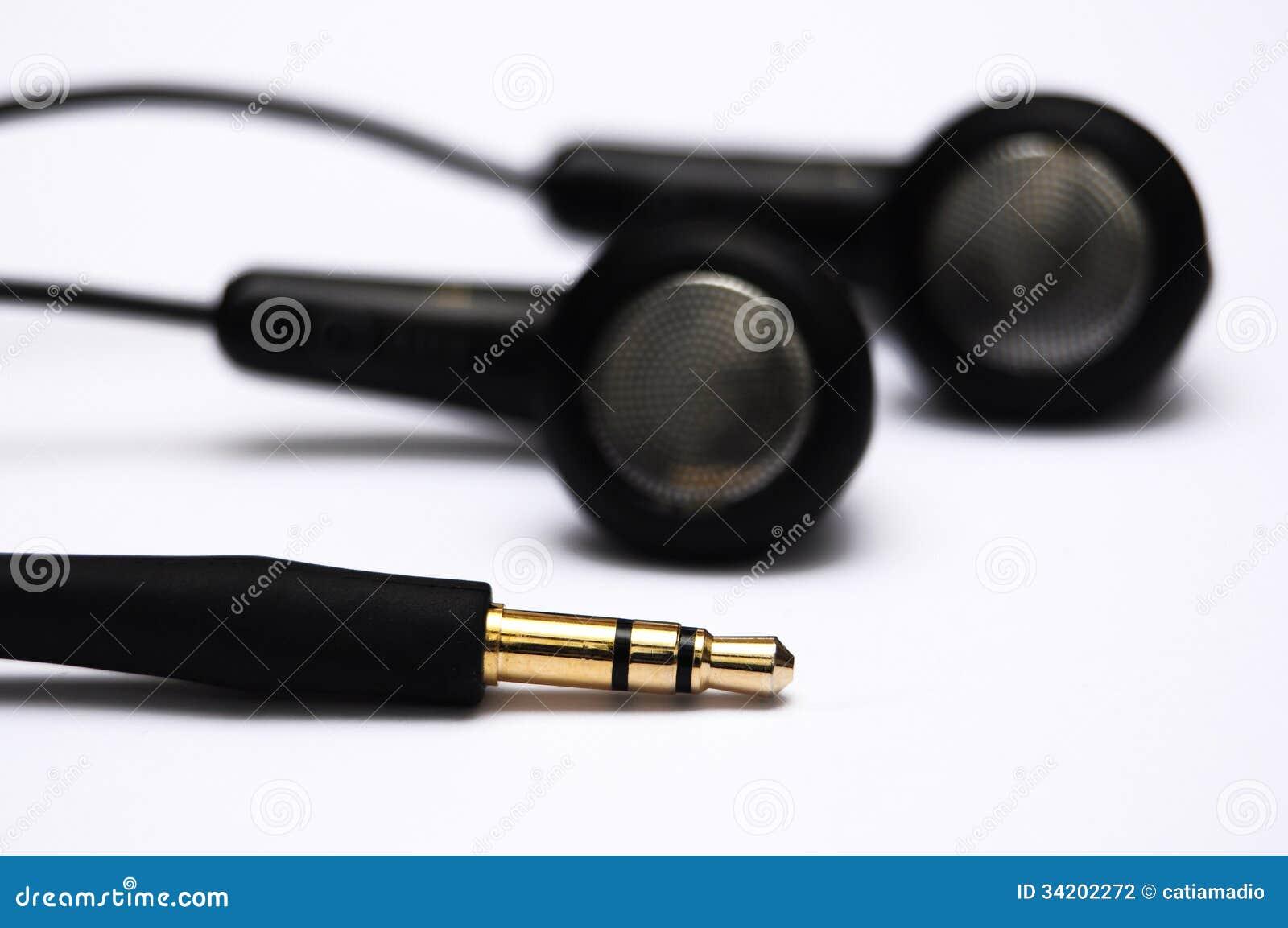 Słuchawki z dźwigarką