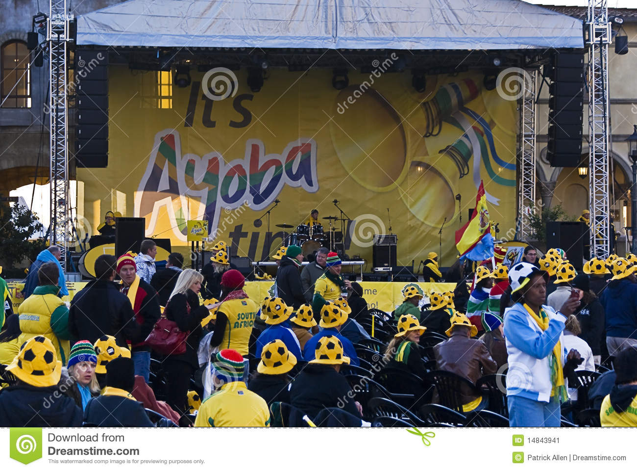 mtn ayoba campaign This short film explores the context and impact of the 'ayoba' campaign by mobile telecoms network mtn they were africa's first global sponsors of.