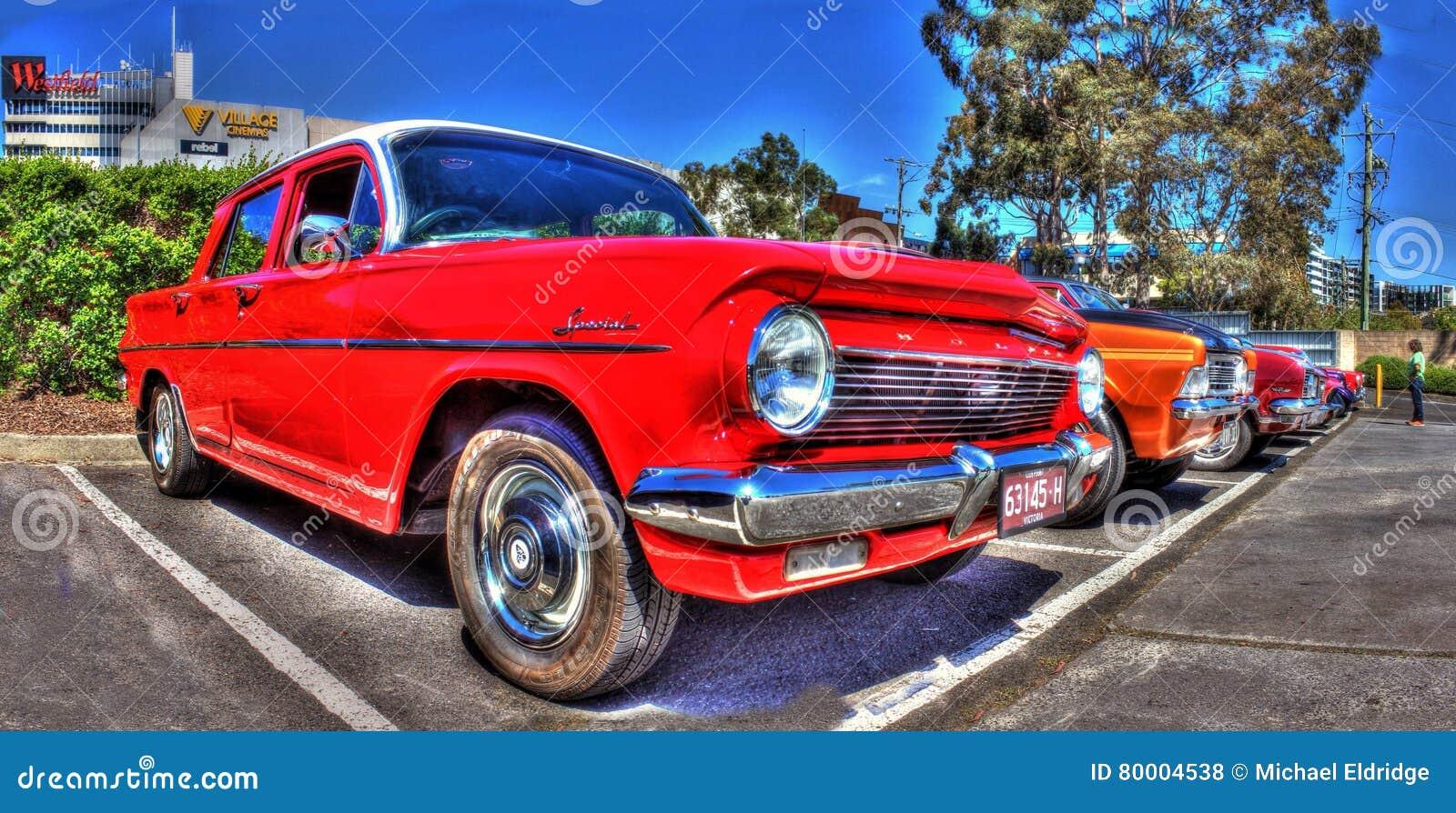 1960s classic australian holden car editorial stock photo for Holden motor cars australia