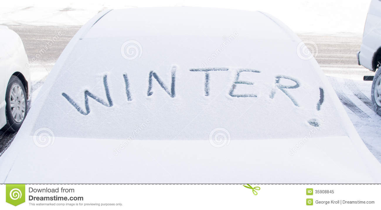 It S Cold Outside Stock Image Image Of Wind Word