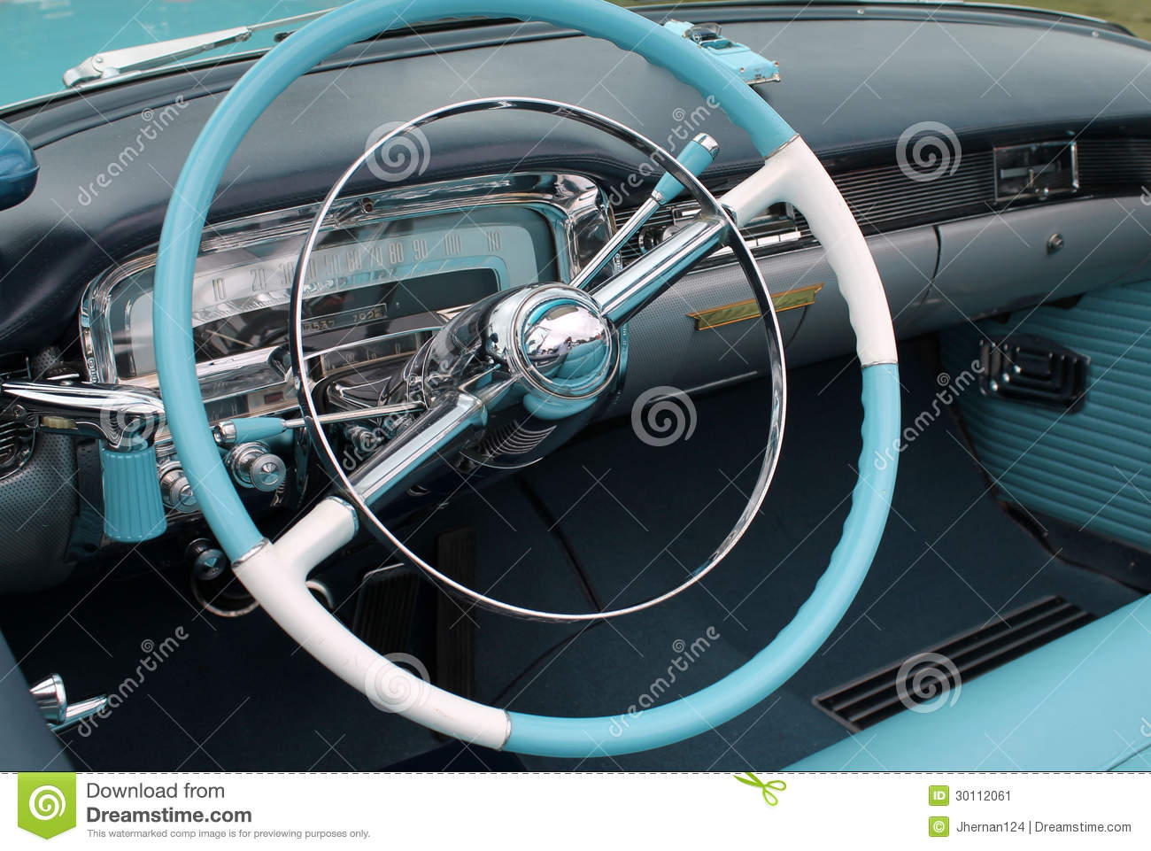 American classic car interior stock image image 30112061 for American classic interior