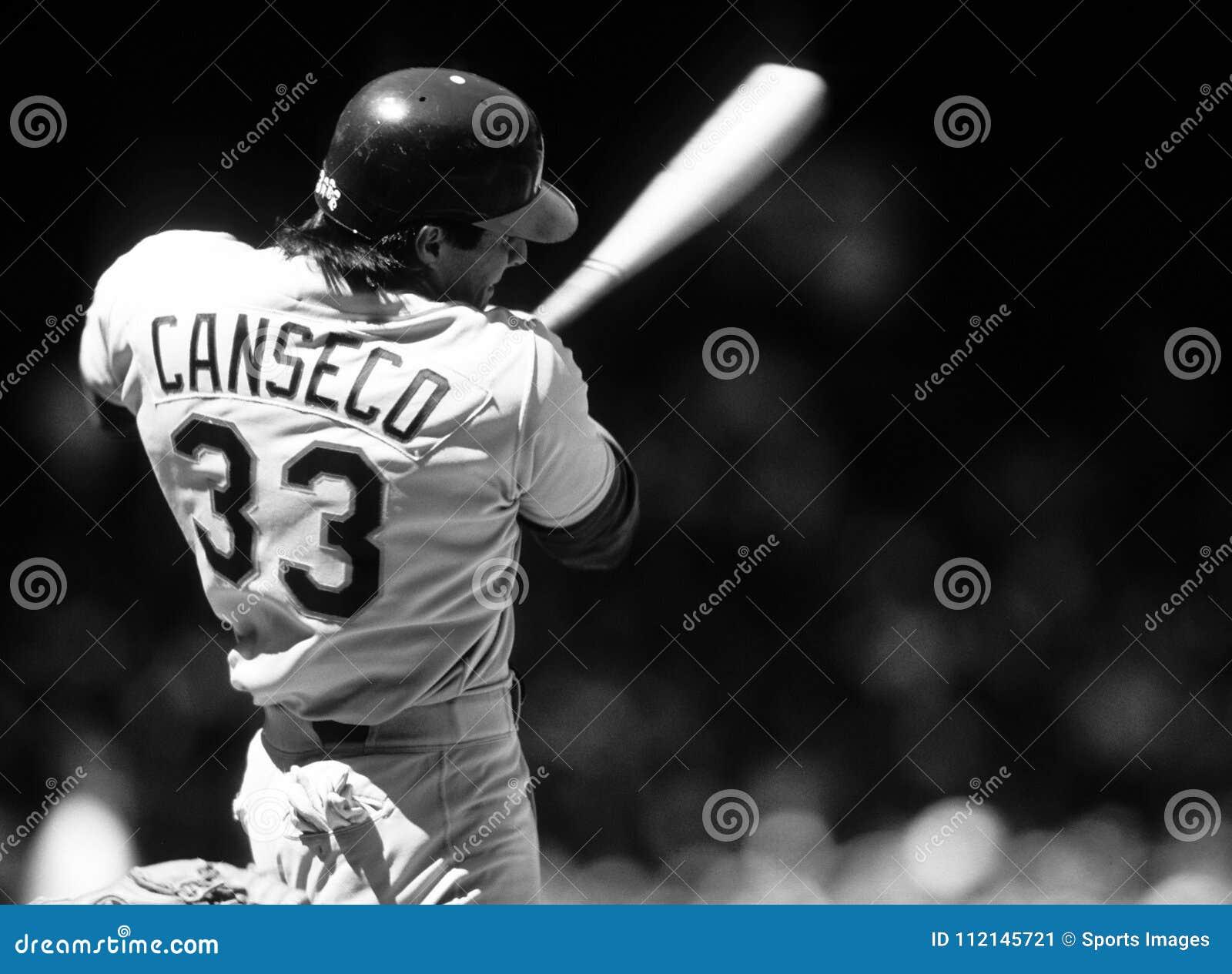 ` S de Jose Canseco Oakland A