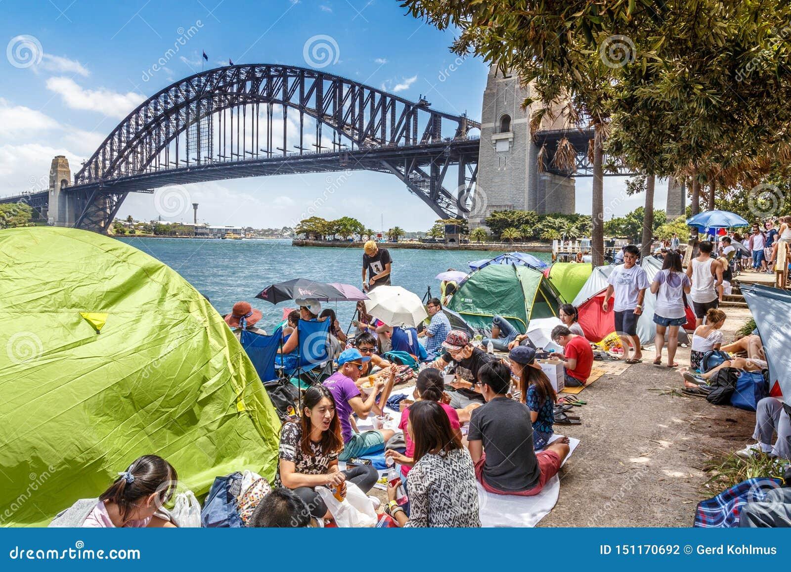 ` S Eve del A?o Nuevo en Sydney Harbour