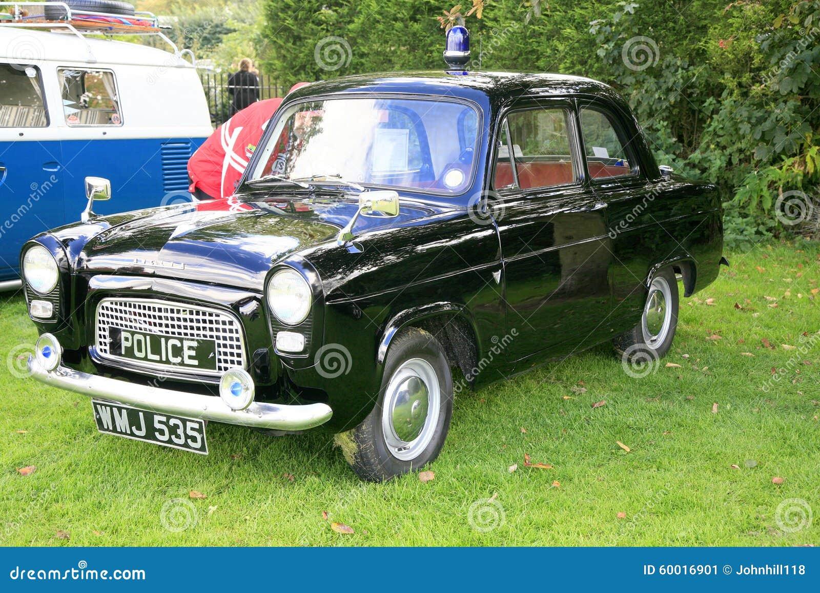 Used Police Car Custom