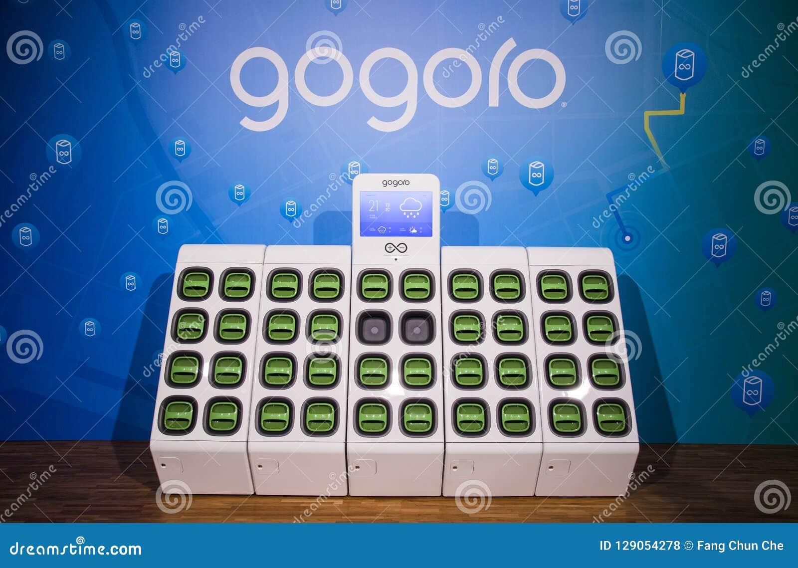 ` S GoStation di Gogoro