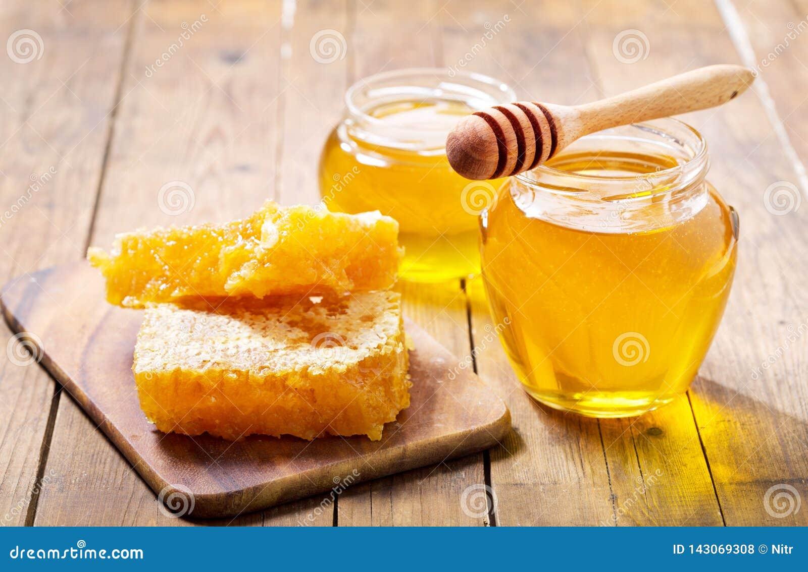 S??j mi?d z honeycombs
