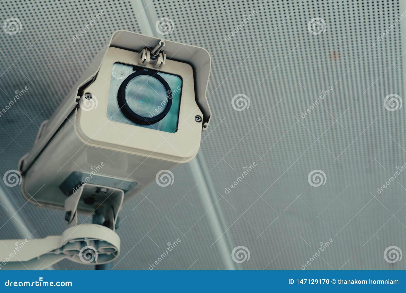S?kerhet f?r kameracopyspace alldeles