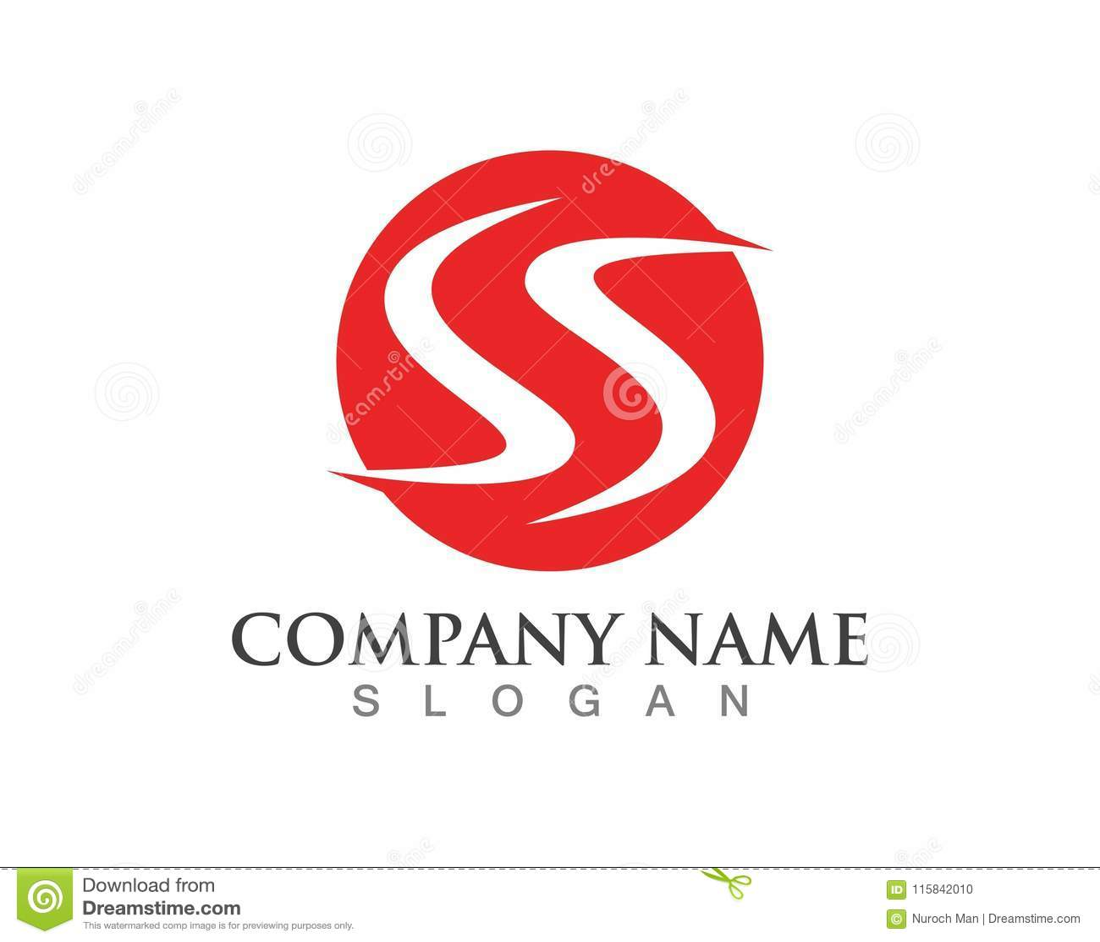 S Letter Logos Vector Symbols Stock Vector Illustration Of Shiny