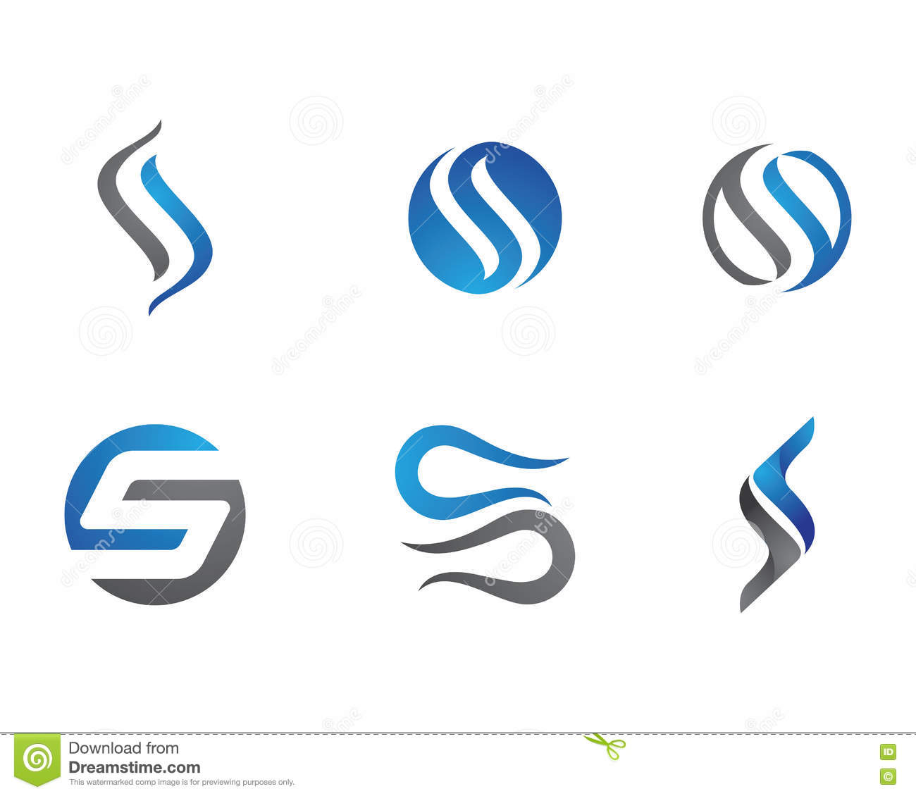 S Symbol Images S Letter and S ...