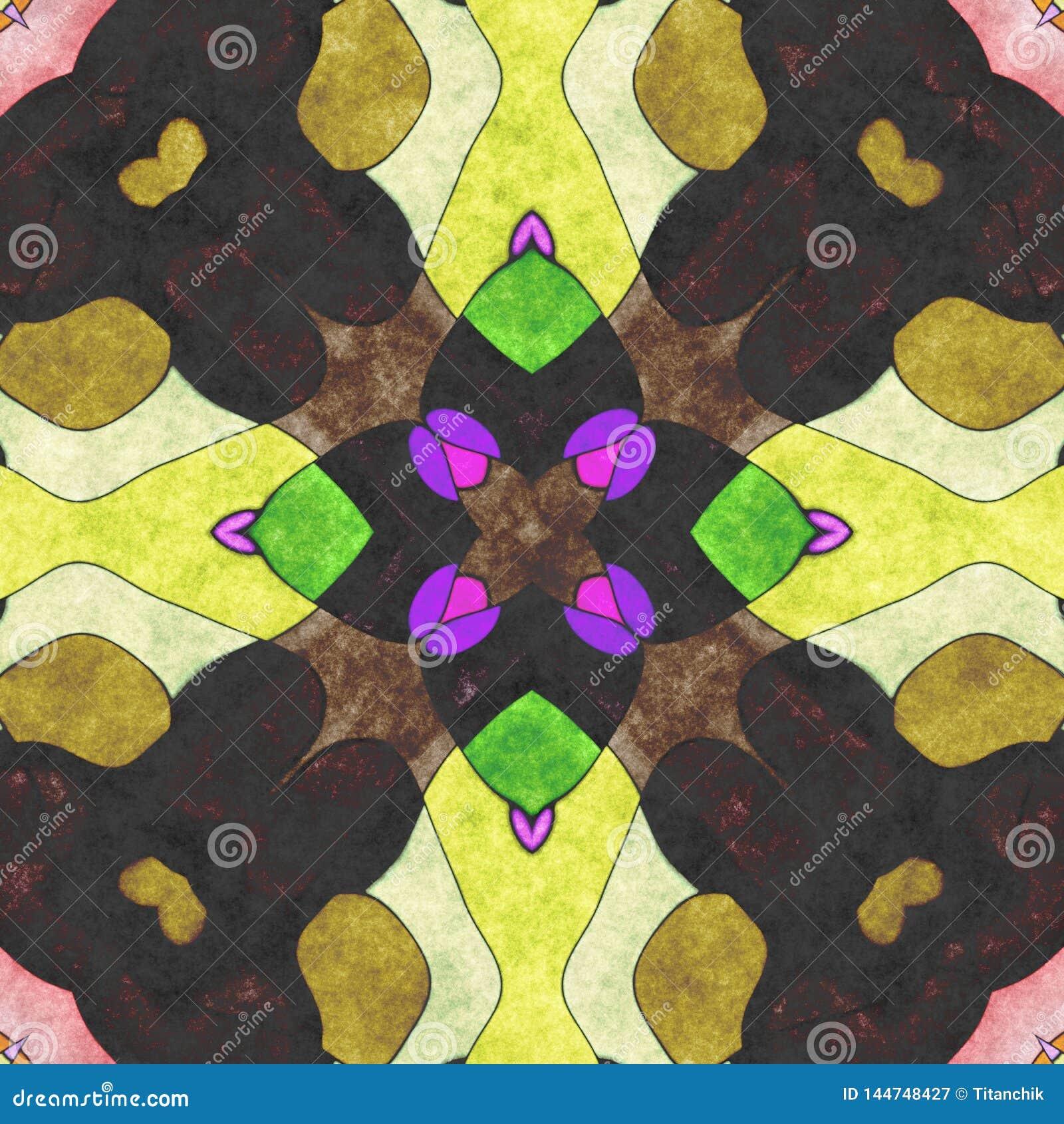 S?ml?st utsmyckat servettpapper f?r geometri