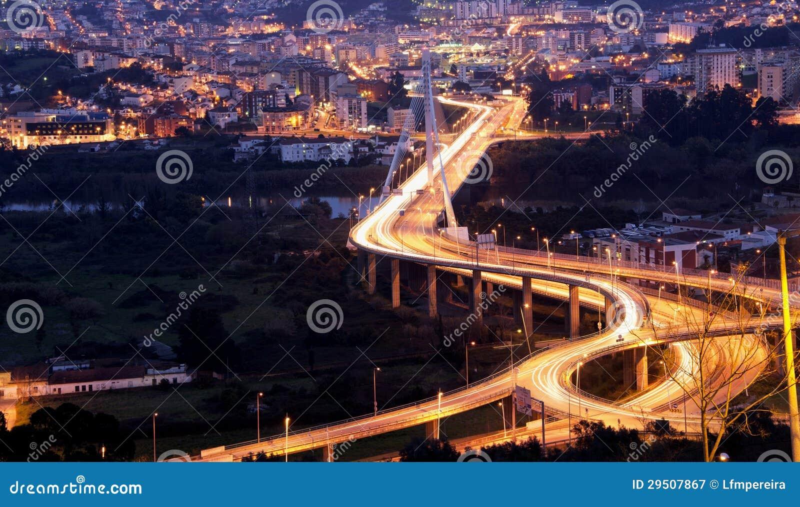 s nachts brug