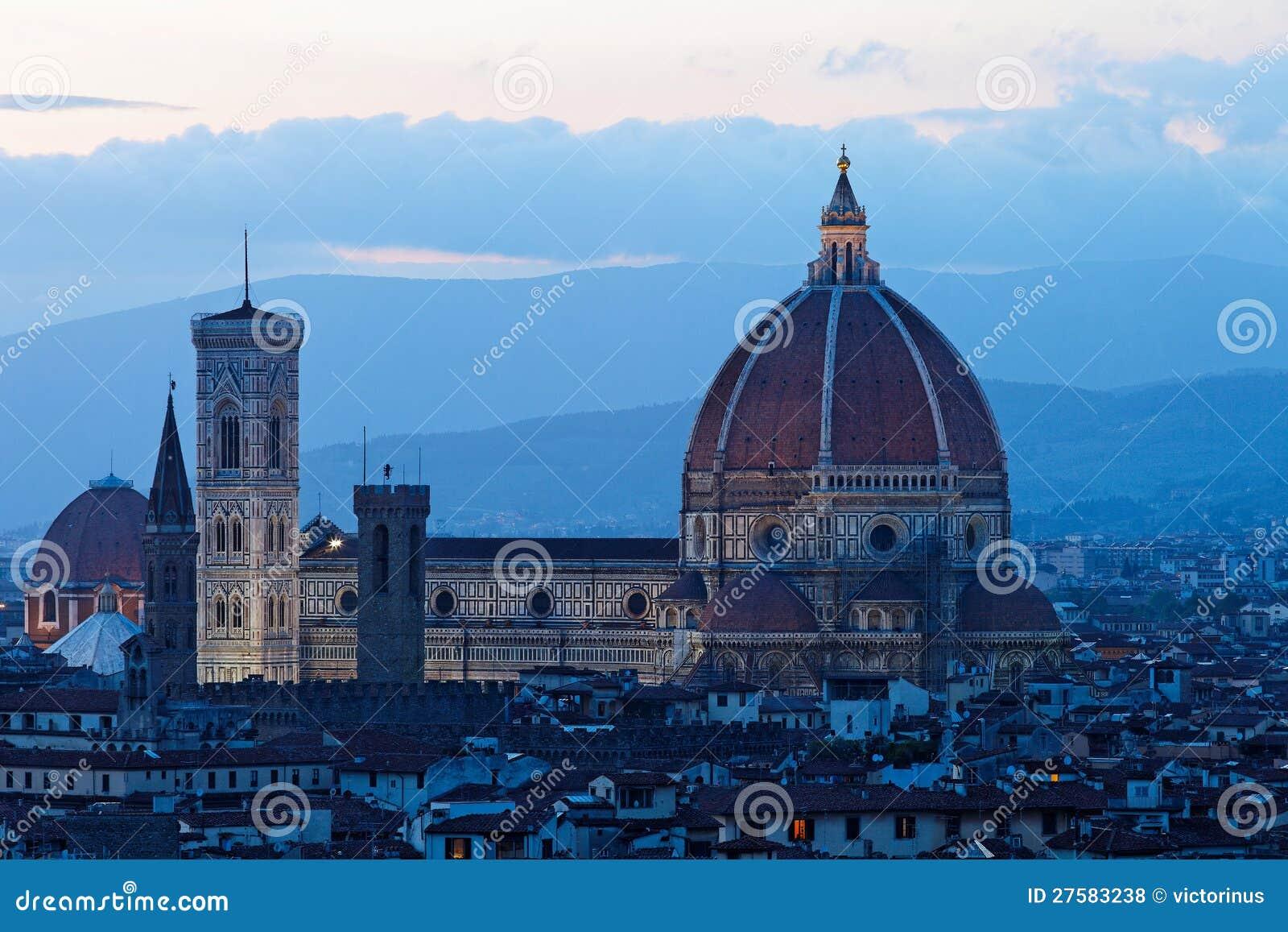 s nachts Florence