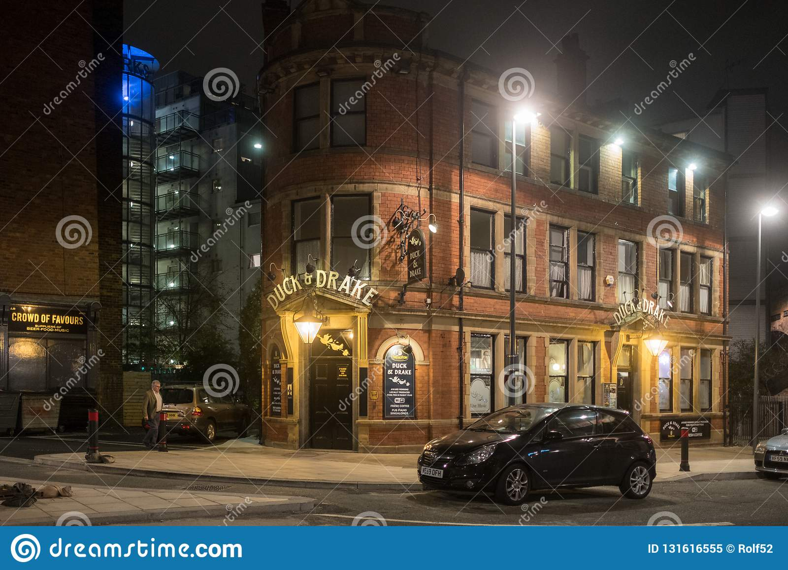 s nachts Leeds
