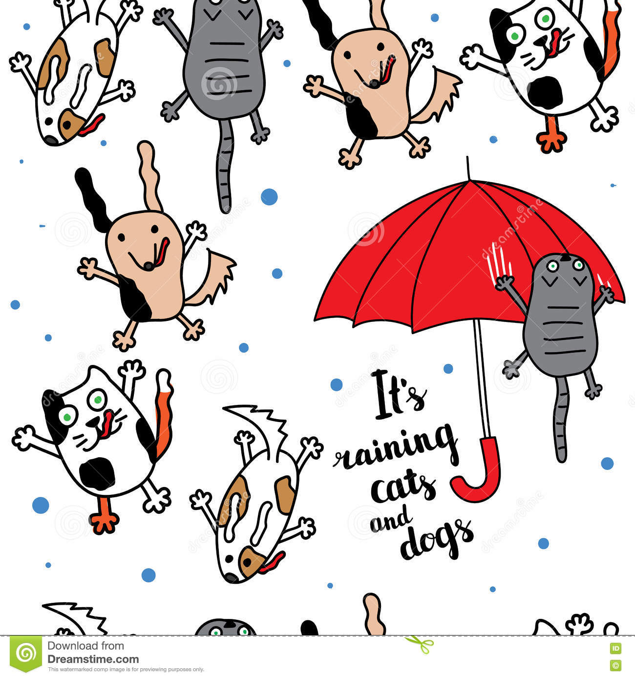 It S Raining Cats And Dogs Book