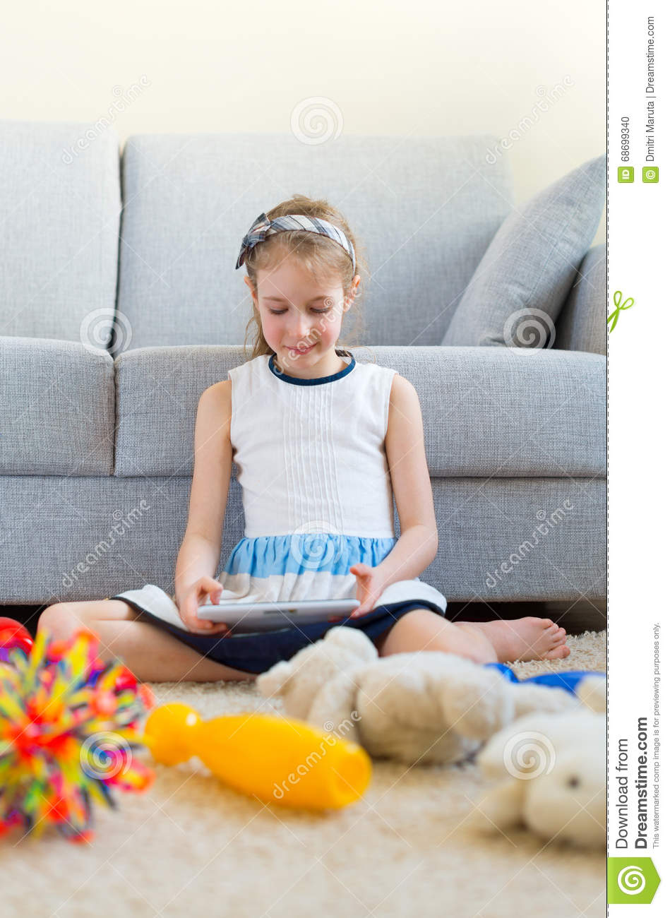 It S Time To Clean Up Your Toys Stock Photo Image Of Learning