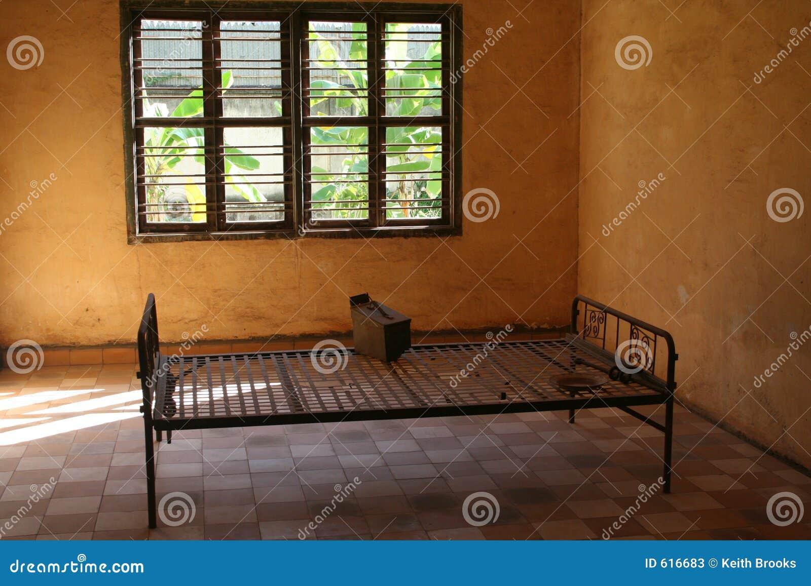 S21 bed 3 van de Gevangenis