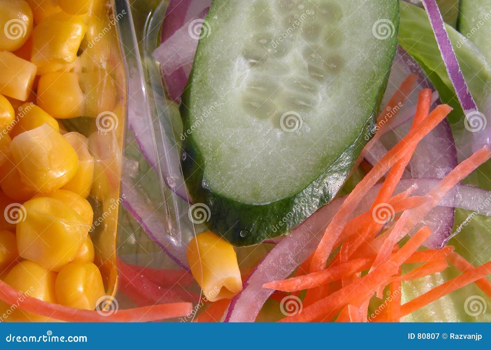 Sałatkowi warzywa