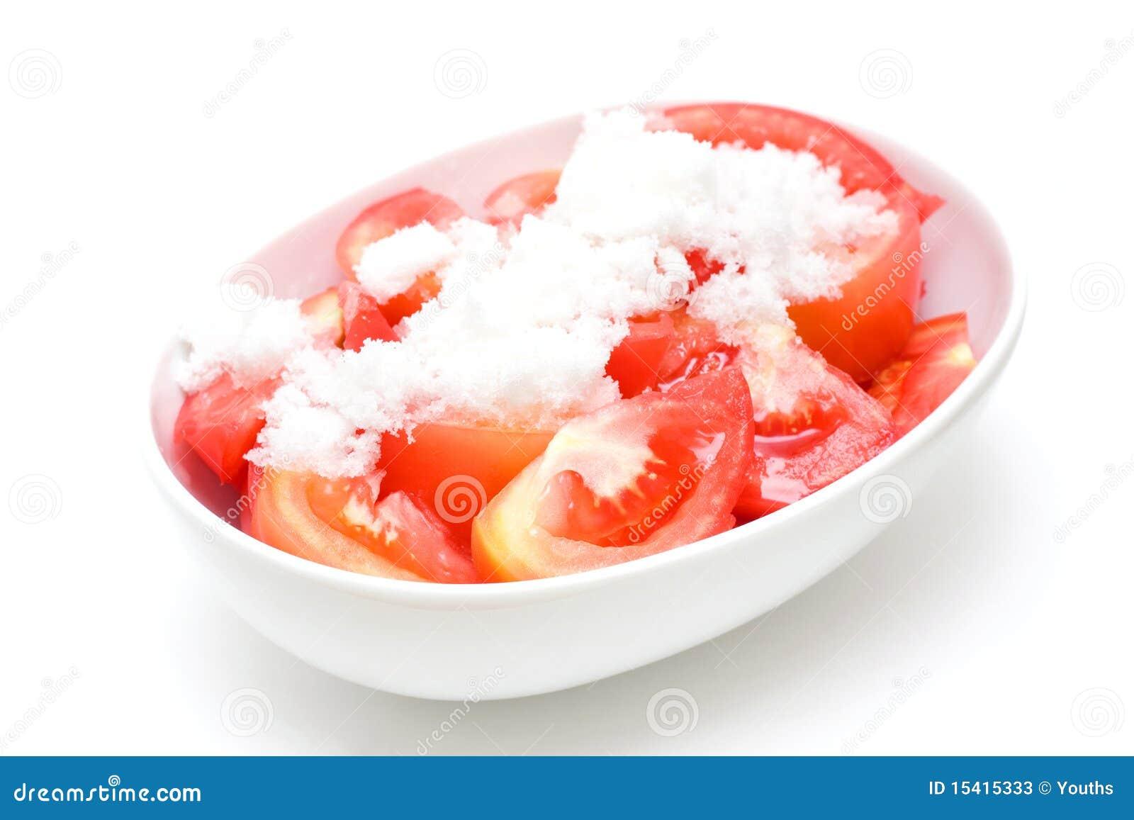 Sałatkowy pomidor