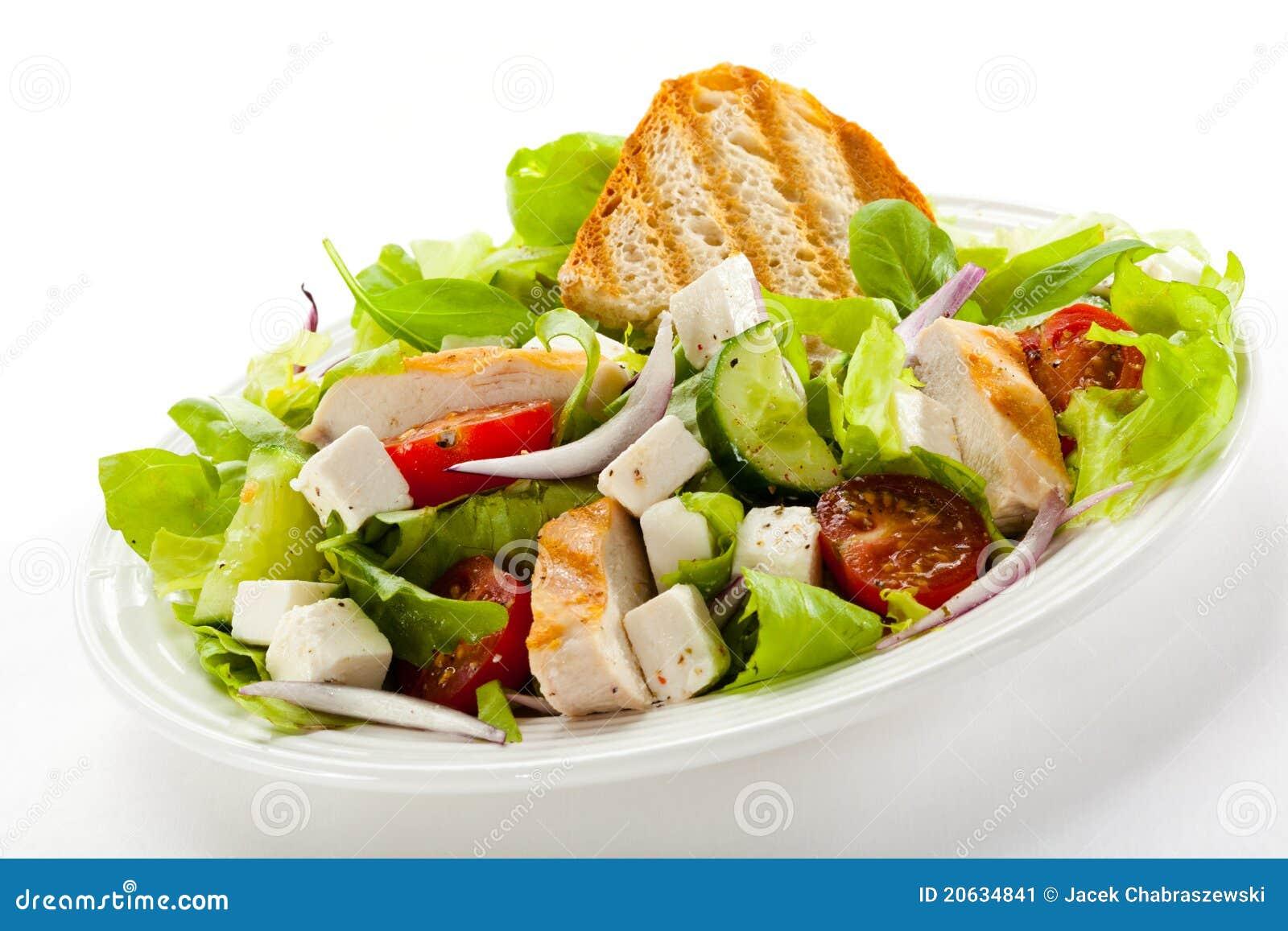 Sałatkowy warzywo