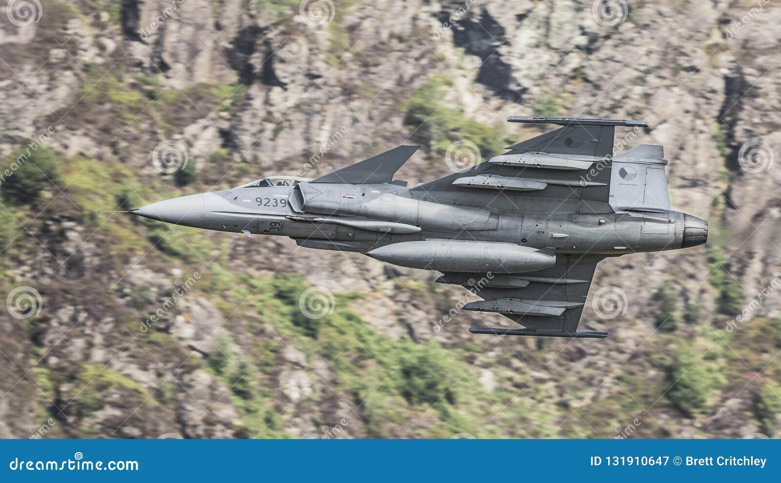 Saab Gripen jaktflygplan