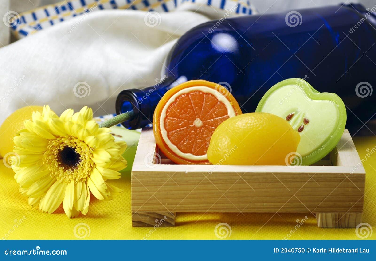 Sabões Fruity