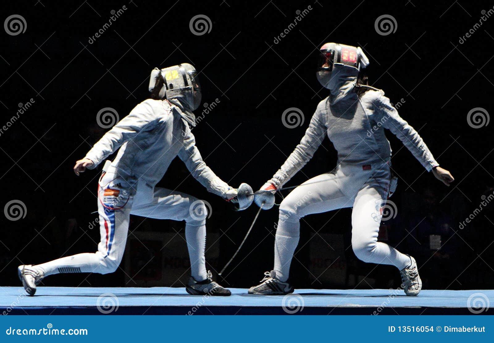 Saber World Fencing Tournament