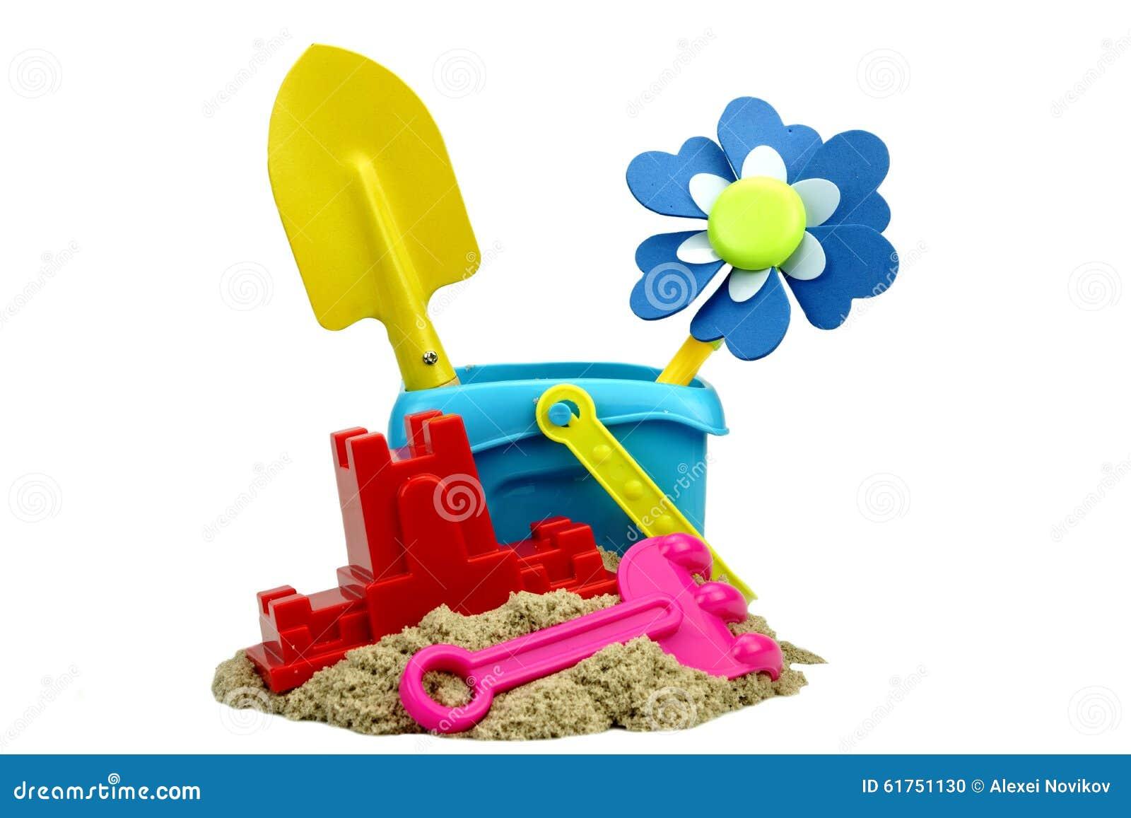 sable cin tique avec des jouets d 39 enfant pour le jeu d 39 int rieur de cr ativit d 39 enfants photo. Black Bedroom Furniture Sets. Home Design Ideas