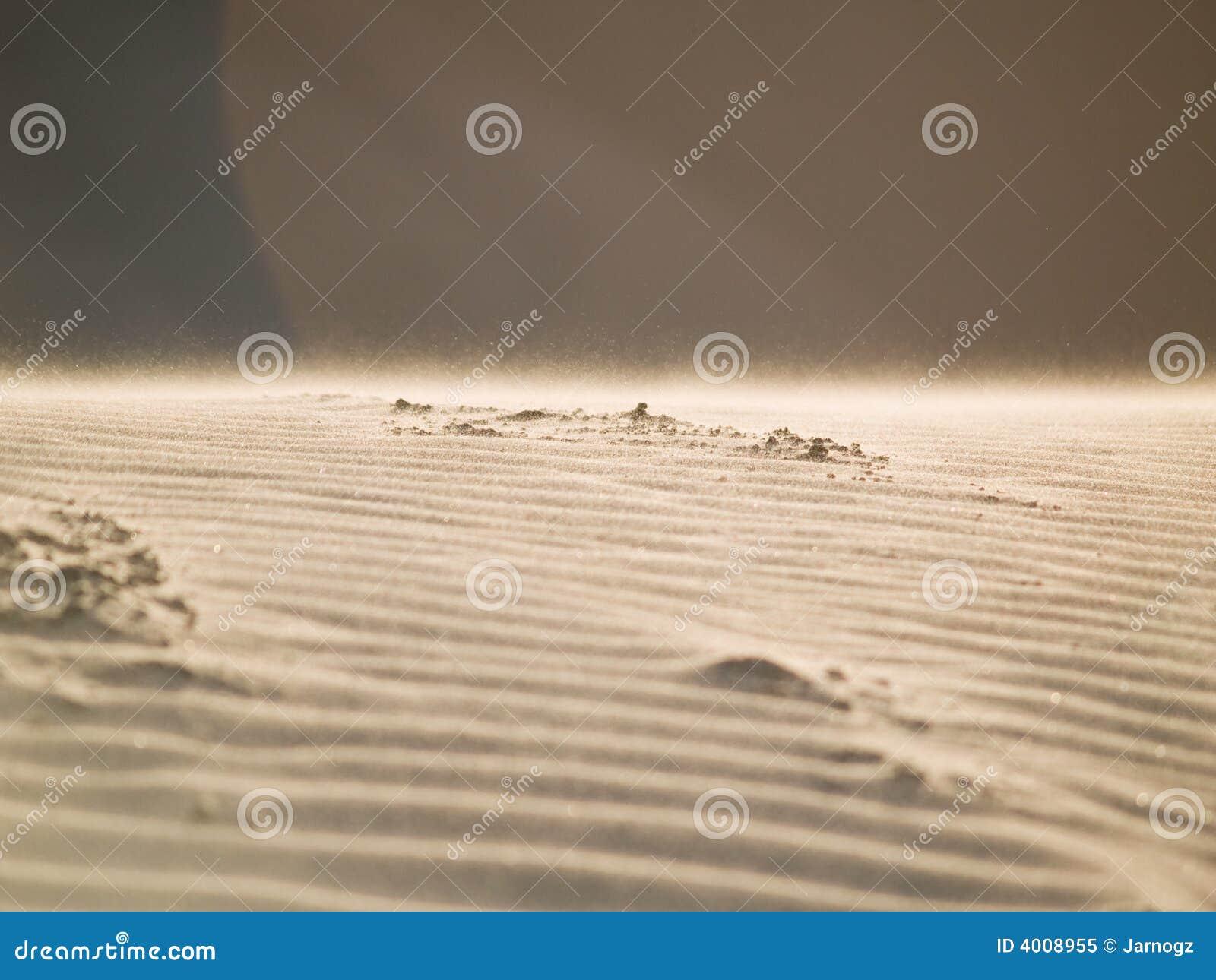 Sable de désert