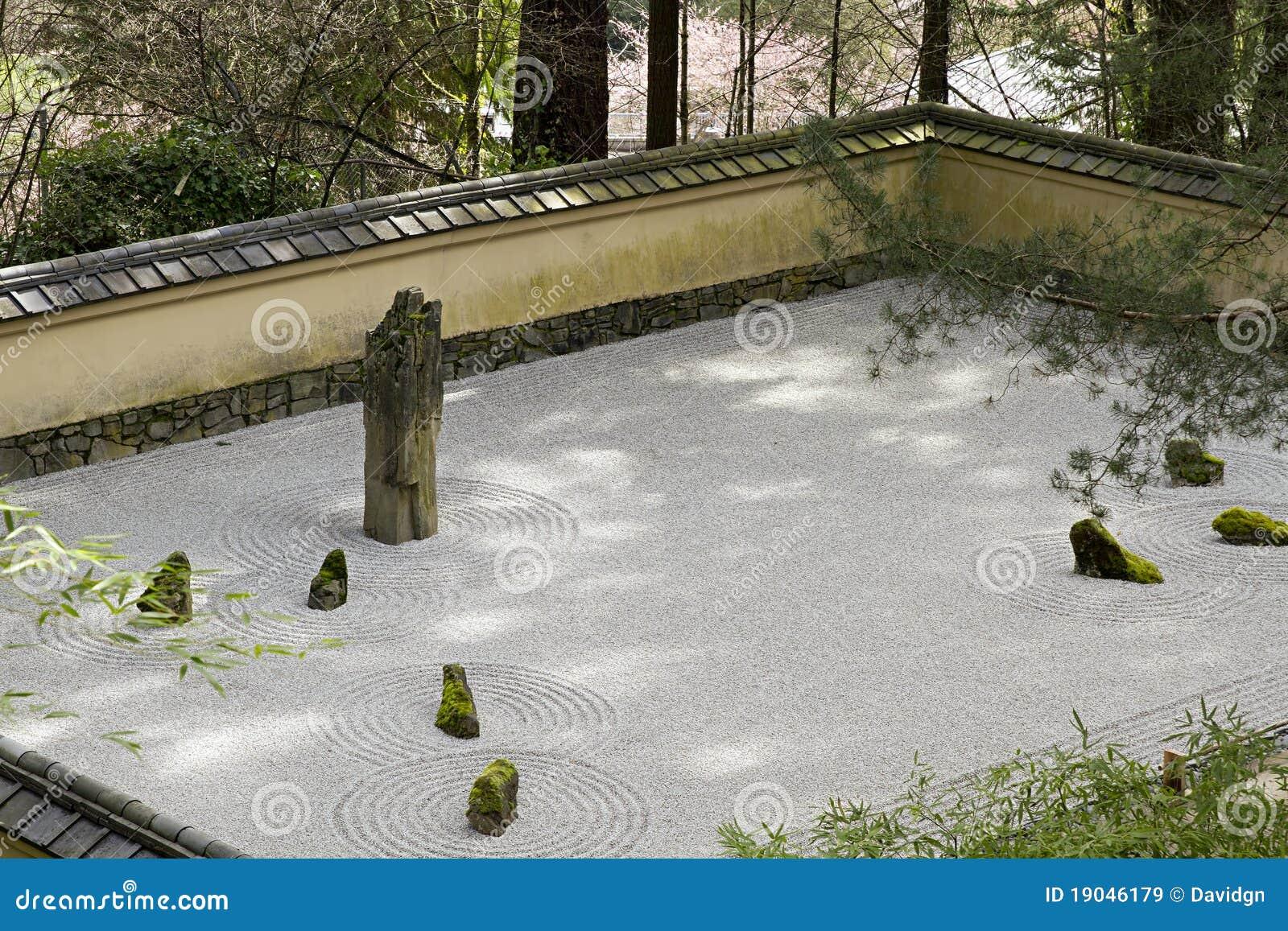 Sable de portland et jardin japonais de pierre images for Jardin japonais pierre