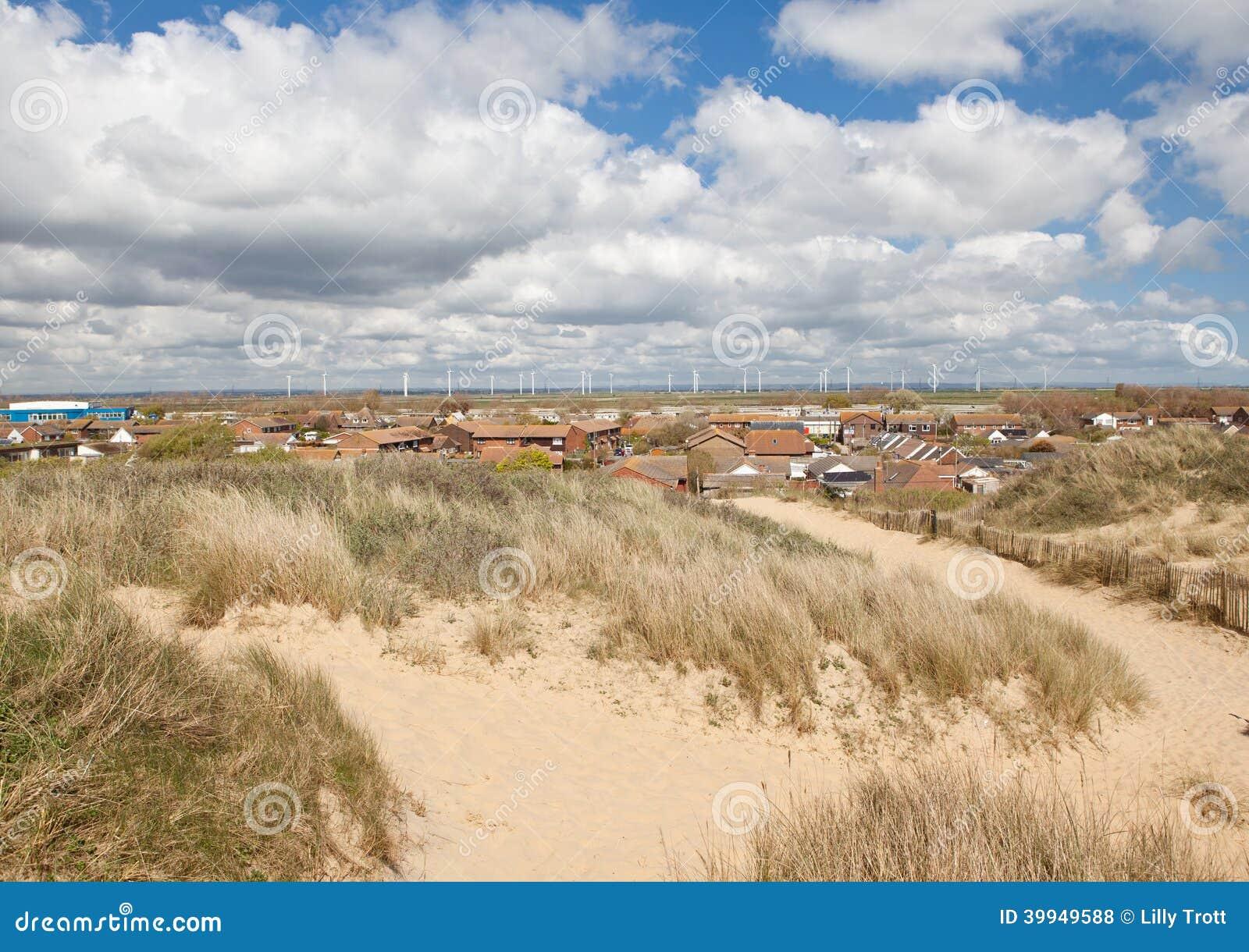 sables de cambrure cambrure dunes et la plage photo stock image du marais ferme 39949588. Black Bedroom Furniture Sets. Home Design Ideas