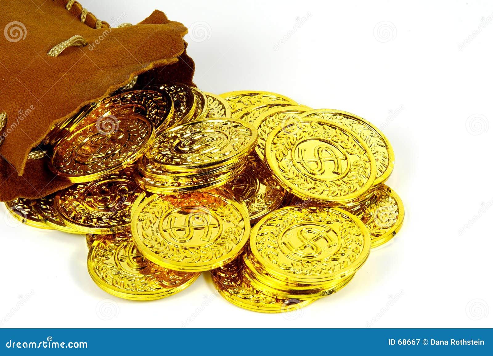 Sac à or