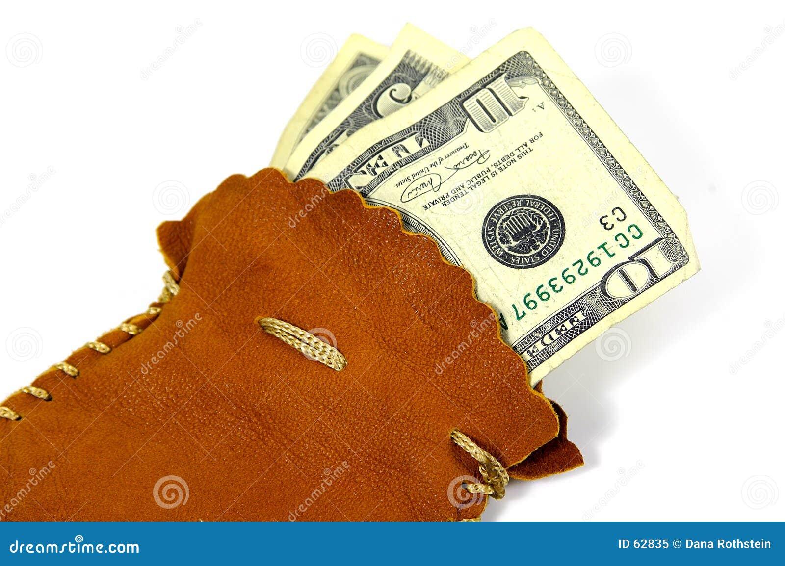 Sac à argent