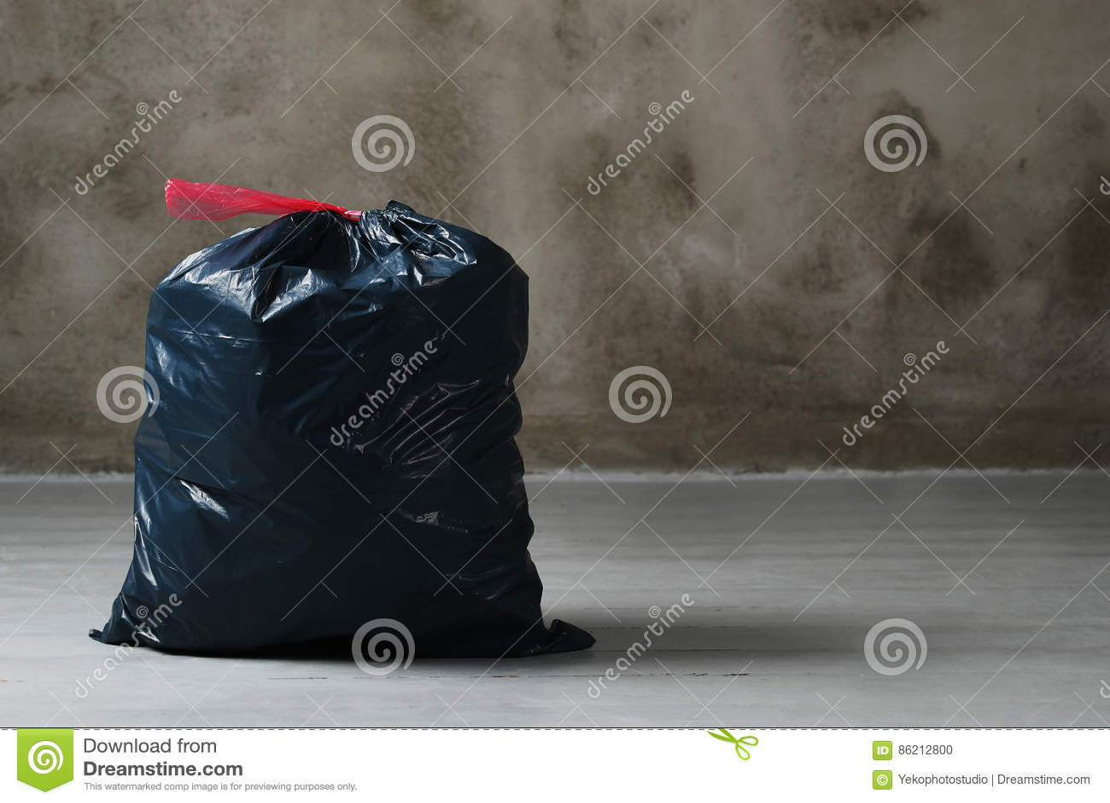 Sac de déchets