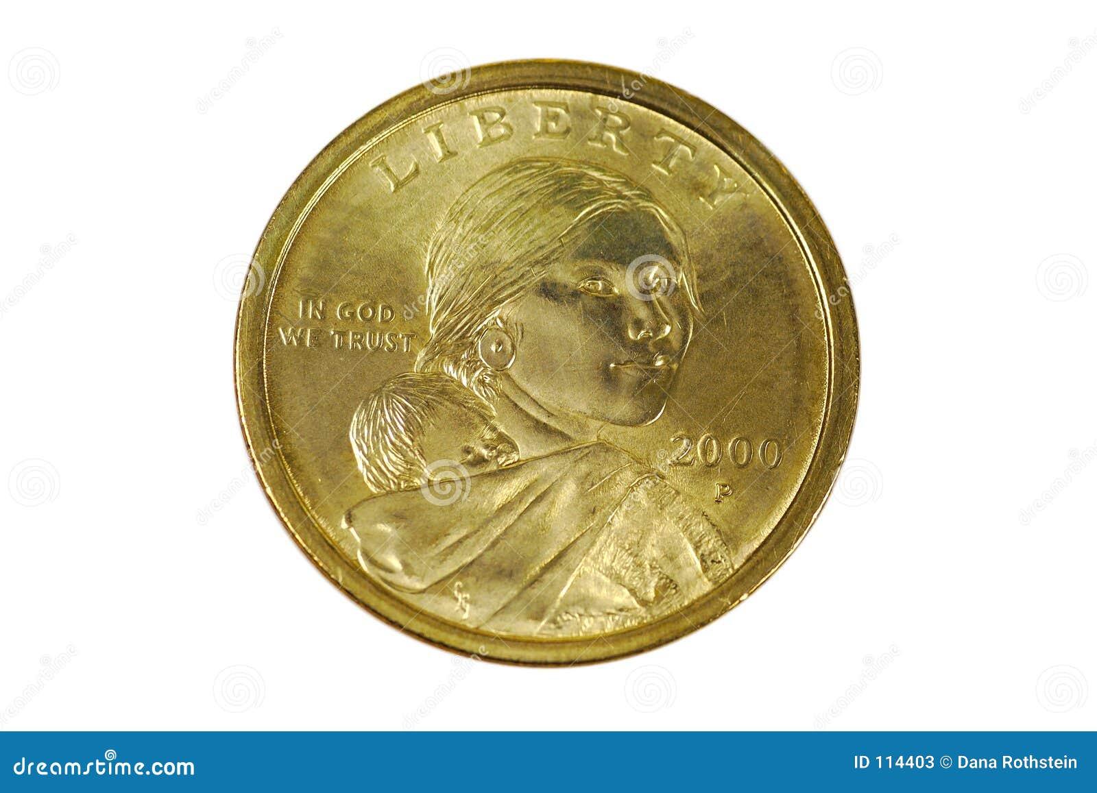 Sacagawea δολαρίων