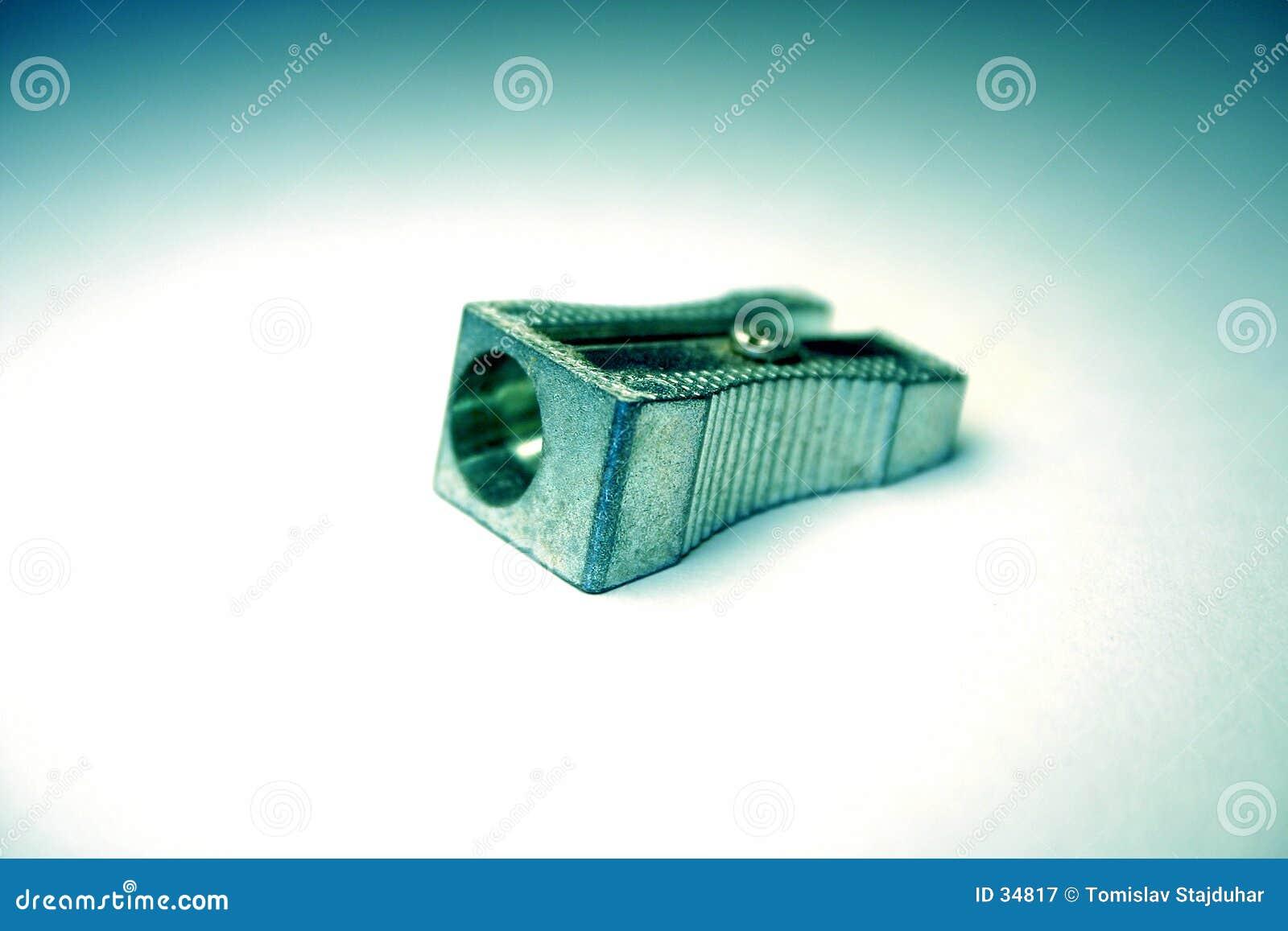 Download Sacapuntas de lápiz imagen de archivo. Imagen de vector - 34817
