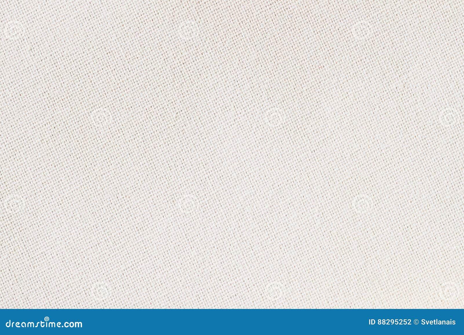 Sackcloth, καμβάς, ύφασμα, γιούτα, σχέδιο σύστασης για το υπόβαθρο Μαλακό χρώμα κρέμας Μικρή διαγώνιος