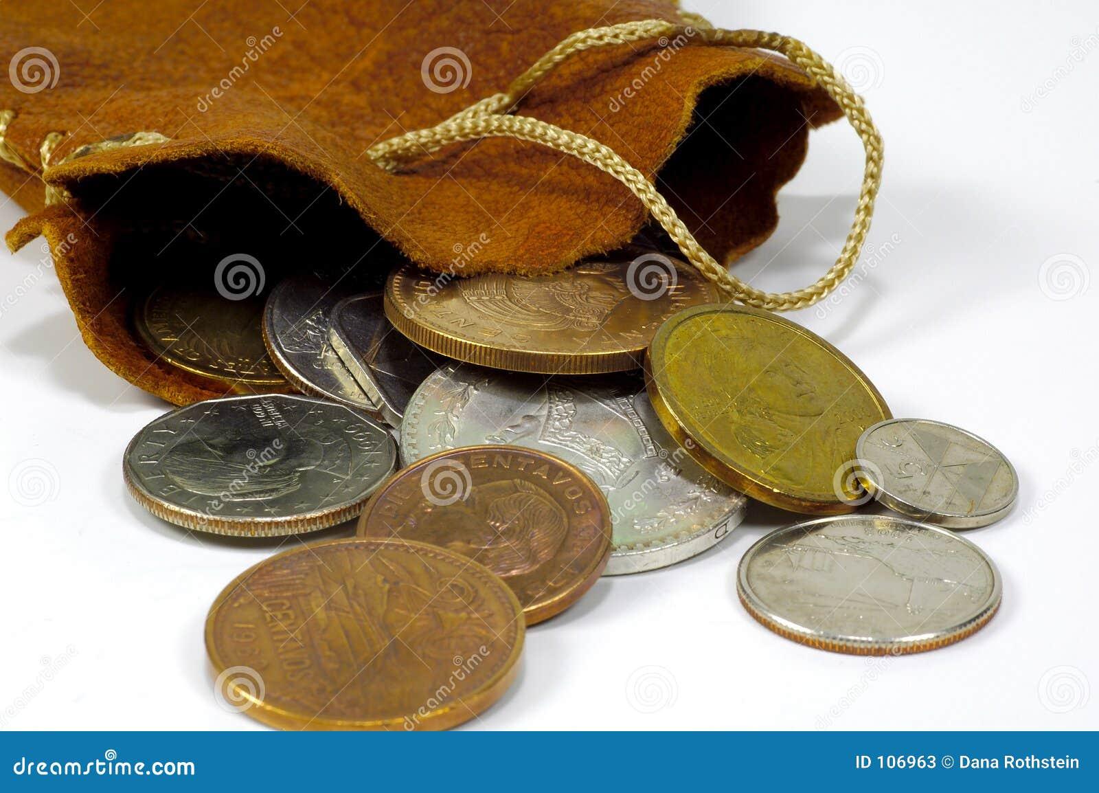 Saco das moedas 2