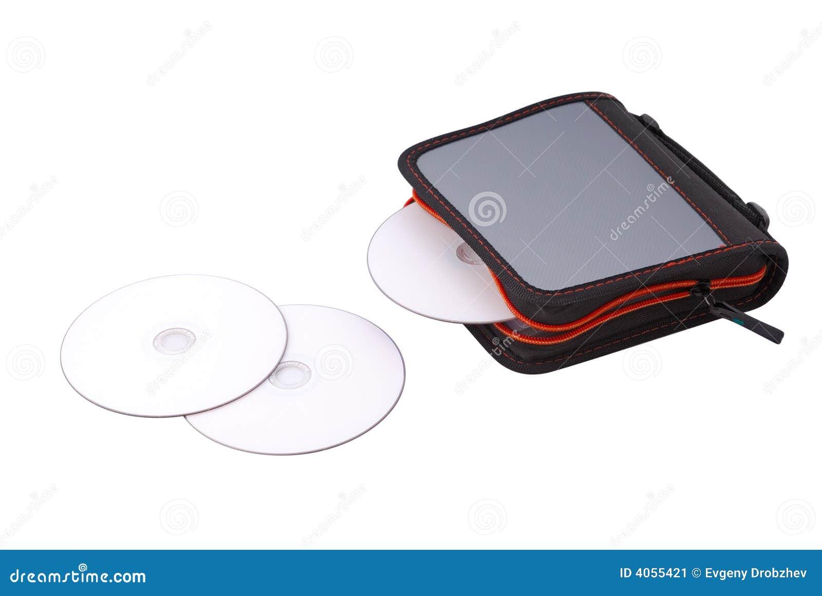 Saco do CD ou do DVD